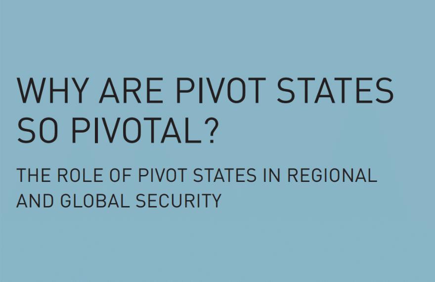 Pivotal States