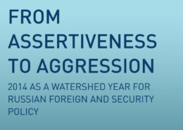 Assertiveness to aggression