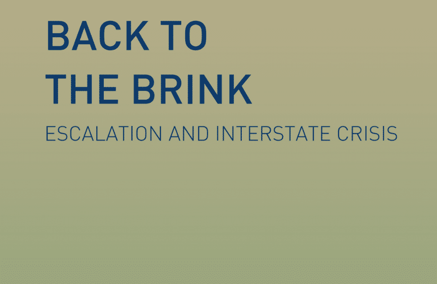Back to the Brink