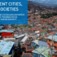 resilient cities safe societies