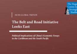 Belt Road Initiative Looks East