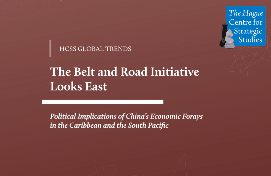 Belt Road Initiative Looks East
