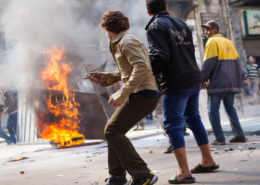 Political Violence Europe