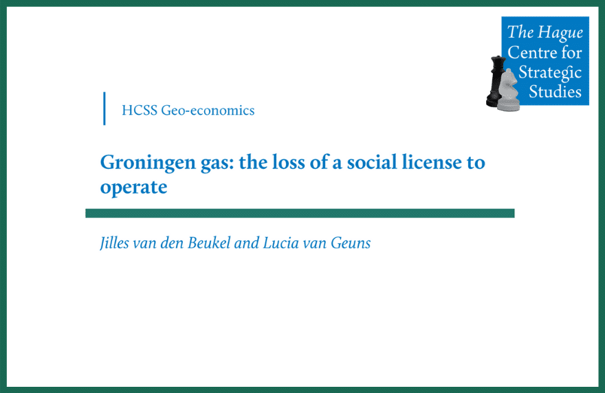 Groningen License Operate