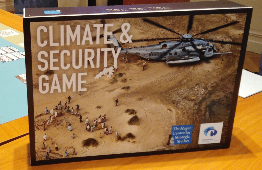 Climate & Security Game