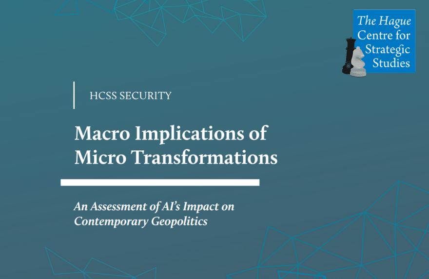 Macro Implications AI Geopolitics