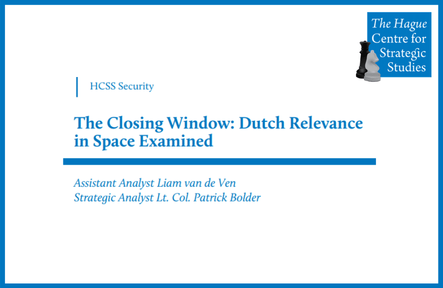 Dutch Relevance in Space