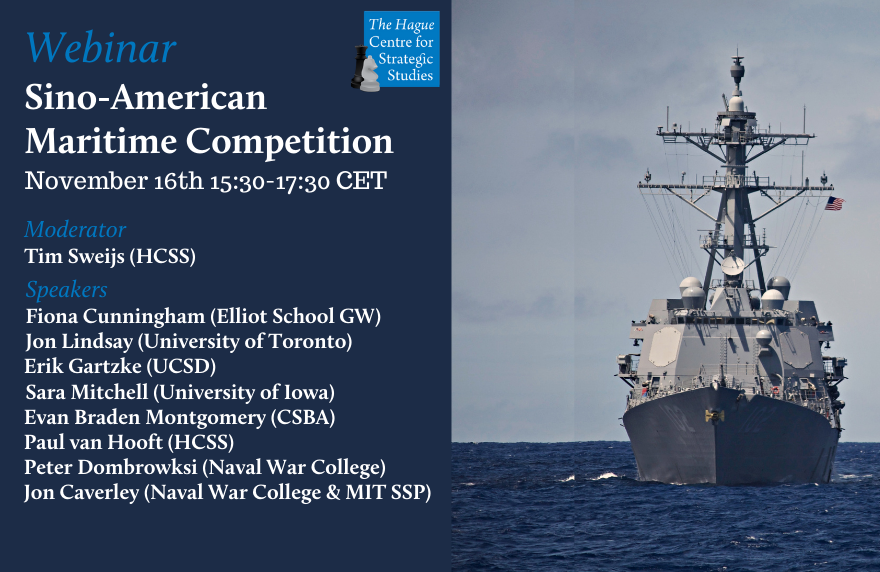 webinar sino-american maritime competition