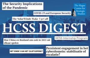 HCSS Digest Week 51 2020