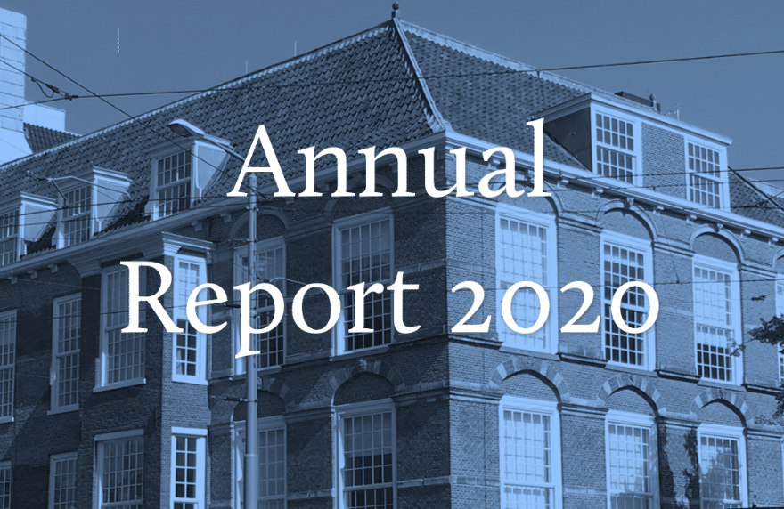 HCSS Annual Report 2020