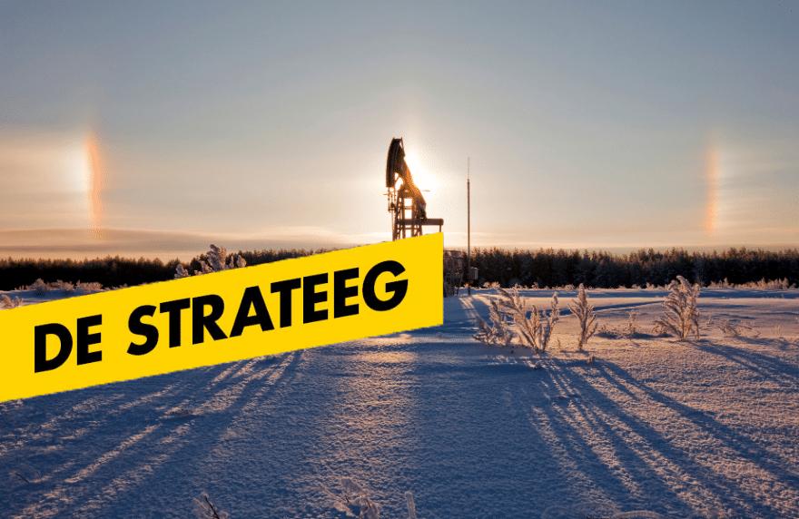 De Strateeg Russisch Gas