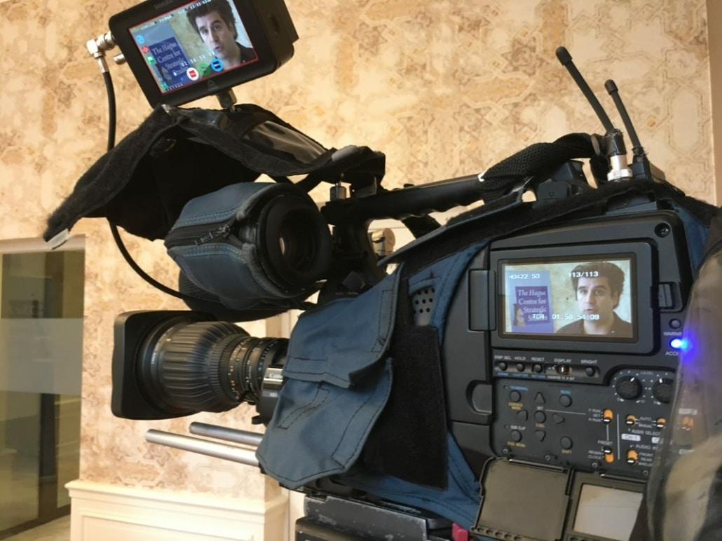 HCSS Media Room