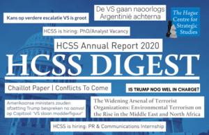 Week 1 HCSS Digest 21