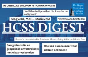 Week 3 - HCSS Digest 2021