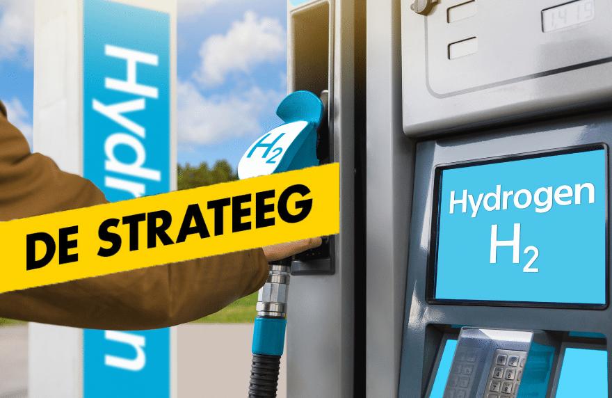 De Strateeg Waterstof