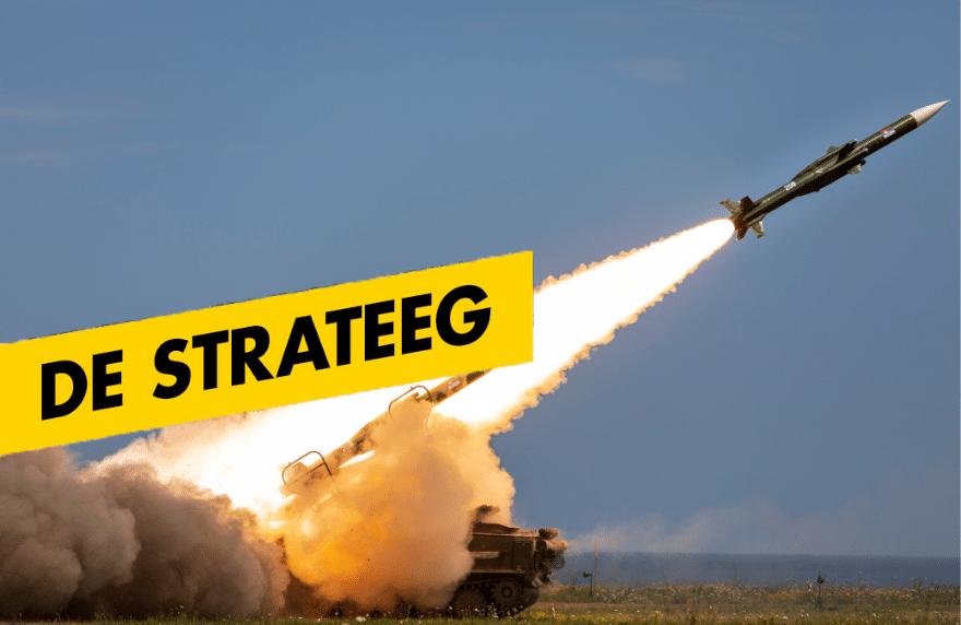 De Strateeg Website