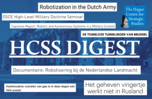 Week 6 - HCSS Digest