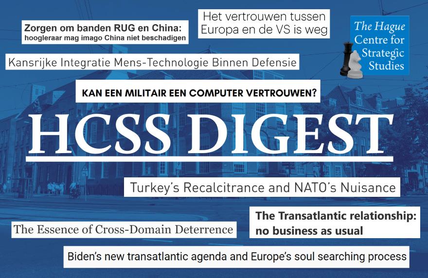 Week 7 - HCSS Digest